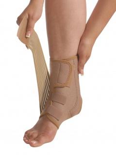 Bandage Sprunggelenk Fuß Strumpf Kompression Fixierung Polster Aeropren 7026