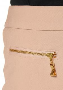 Bruno Banani Bleistiftrock Rock Reißverschluss Skirt hellrosa Gr. 32 406202 - Vorschau 3