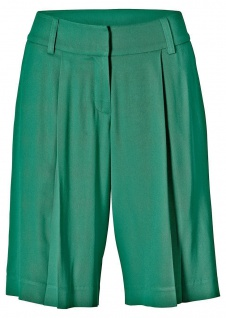 Bodyflirt Damen Shorts Bermuda kurze Hose Hosenrock grün 918329