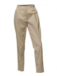 Rick Cardona Damen Hose Stretch Chino beige Gr. 36 039599