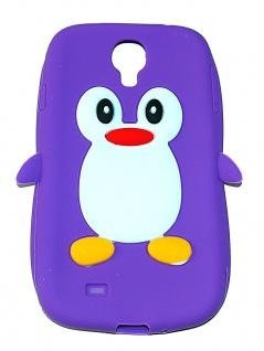 Handyhülle Mobilgerät Schutzhülle Tasche Silikon Hardcase passend für Galaxy S4