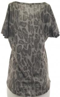 Corley Shirt Schlangenmuster T-Shirt Bluse Tunika Hemd Grau Snake Print 327949 - Vorschau 2