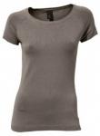 B.C. Damen Pullover kurzarm Shirt Pulli dunkelgrün Gr. 46 049896