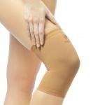 Elastischer Knieverband Knie Schoner Kniegelenk Bandage Stütze Gelenk 9605-02