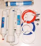 UMKEHROSMOSE ANLAGE Mobiler WASSERFILTER Osmose Membrane 50 GPD aquarium system