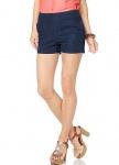 Aniston Jeans-Shorts Hot Pants kurze Hose Bermuda Stretch dunkelblau 691831