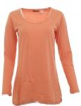 BPC Longshirt Spitze Langarm Shirt Bluse Tunika T-Shirt Pullover 968133