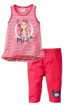 Mia and Me Top + Capri-Leggings 2-tlg. 3/4 Hose Shirt rot Gr. 92 914605