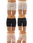 Damen Unterhose Shorts Panty Hotpants Slip Nahtlos leicht Hipsters Pants 5506