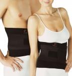 Rücken-Bandage-Stütze Neopren Klettverschluss Gurt Sport Fitness Bauch 0312