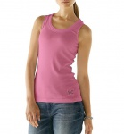 B.C. Damen Shirttop Shirt ärmellos Top Tanktop rosa Gr. 36 019680