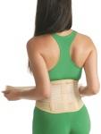 Rückenbandage Rückenstütze Bandage Rücken Kreuz Gurt Stütze Korsett 3027