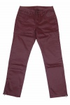 B.C. Damen Trendy 7/8 Hose Stretch Stretchhose Chinos bordeaux 030700