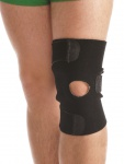 Regulierbare Bandage Kniegelenk Knie Gelenk Stütze Schutz Neopren 6035