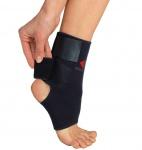 Fußgelenkbandage Klettverschluss Neopren Fuß Glenk Bandage Sport Fitness 0310