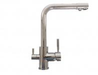 3 Wege Wasserhahn Wasserfilter für Osmose YM8826-1