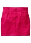 BPC Mädchen Minirock Gummibund Jersey Skirt Rock Mini Gr 164 Dunkelpink 915128