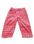 Kinder Baby warme Norweger Hose lang weich Winter Leggings fleece warm NW-116