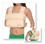 Armgelenkbandage Armschlinge Schulter-Arm-Bandage verstärkt Hand-Gelenk 8013