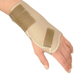 Handgelenk-Bandage elastisch Schiene Stütze Handgelenk Stütze Hand Gelenk 0210