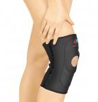Kniebandage NEOPREN Kniescheibe gepolstert Knie-Stütze Sport Schutz Bandage 9903