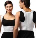 Rückenstütze Geradehalter Rückenhalter Rücken Bandage Orthese Stütze 0109