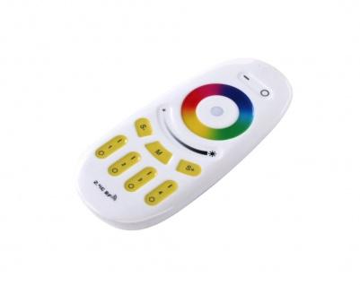 Moree Ora Home Couchtisch LED beleuchtet, mit Stauraum, Holzkorpus weiß, seid...