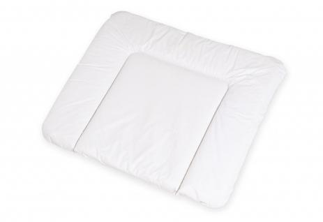 Pinolino Wickelauflage / Folie, weiß, aus 100% Polyester-Thermo-Vlies, L 85 x...