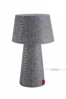"""Moree Tischlampe / Schreibtischlampe """" Alice"""", aus Filz (PE), Lampenschirm sch..."""