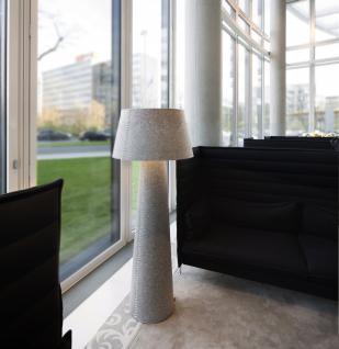 """Moree LED Stehlampe / Stehleuchte """" Alice XL"""", aus Filz (PE), Lampenschirm sch... - Vorschau 2"""