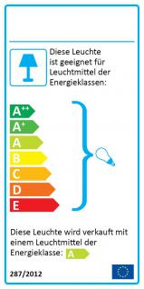 """Moree LED Stehlampe / Stehleuchte """" Alice XL"""", aus Filz (PE), Lampenschirm sch... - Vorschau 5"""