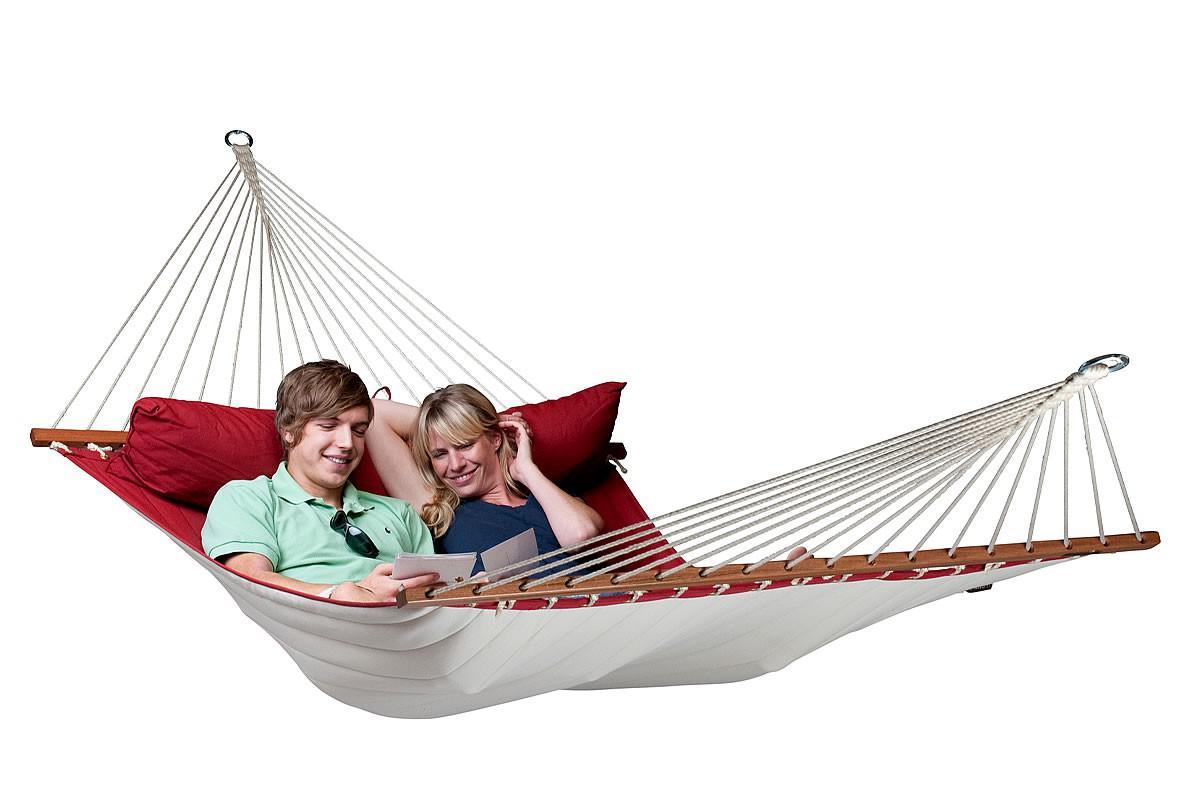 h ngematte aus hamactex wetterfest f r 1 3 personen l210 x b140 cm in 3 kaufen bei. Black Bedroom Furniture Sets. Home Design Ideas