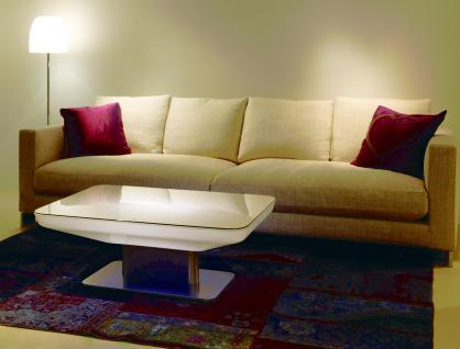 Moree Lounge Tisch Studio Pro, LED beleuchtet, B 70 cm, L 100 cm, H 36 cm, mi...