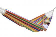 Hängematte aus Baumwolle, für 1-3 Personen, L270 x B170 cm, Belastbarkeit max...