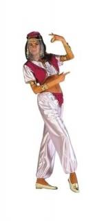 Suleika Kostüm Bauchtänzerin Haremsdame 1001 Nacht Bollywod Damenkostüm Karneval