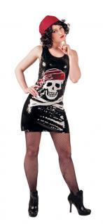 Kostüm sexy Piratin Pirat Piraten Damen Piratenbraut Piratenkostüm Fasching KK