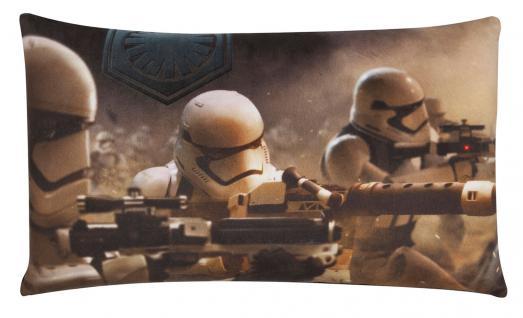 Star Wars Storm Trooper Kissen, Dekokissen Kuschelkissen - Vorschau