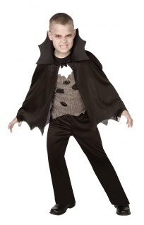 Vampir Kostüm Kinder Halloween Kostüm Dracula Jungen-kostüm KK