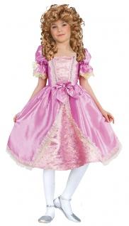 Rokoko Kostüm Kleid Kinder Mädchen rosa Karneval Barock Kinderkostüm Fasching KK