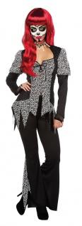 Voodoo Kostüm Damen Priesterin Damenkostüm KK - Vorschau