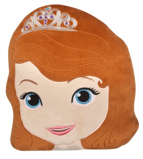 Sofia Prinzessin Disney Disney 3D Kissen, Dekokissen Kuschelkissen