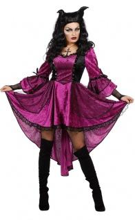Maleficent Halloween Böse Königin Stiefmutter Evil Queen Halloweenkostüm KK