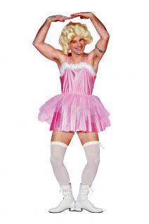 Karneval Klamotten Kostüm Ballerina Herr Männerballet Junggesellenabschied
