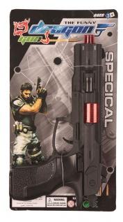 Soldat Pistole mit Lärm Soldaten-Pistole Spielzeug-Waffe Revolver Karneval KK