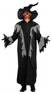 Voodoo Priester Kostüm Halloween Herren Medizinmann Karneval Fasching KK
