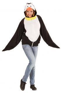Pinguïn Kostüm Damen Erwachsene Pinguin-Jacke Tier-Kostüm Damen-Kostüm KK