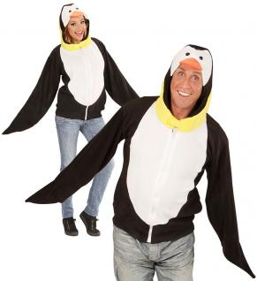Karneval Klamotten Kostüm Pinguin Jacke Herr Kostüm Karneval Tier Herrenkostüm