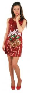 sexy Weihnachtsmann Kostüm Weihnachtsfrau Nikolaus-Kleid Damenkostüm Weihnachten