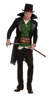 Assassins Creed Kostüm Herren Jacob Frye Herrenkostüm Karneval Fasching KK