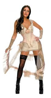 Jonah Hex Lilah Kostüm Dame sexy Damenkostüm Western Saloon Karneval Fasching KK